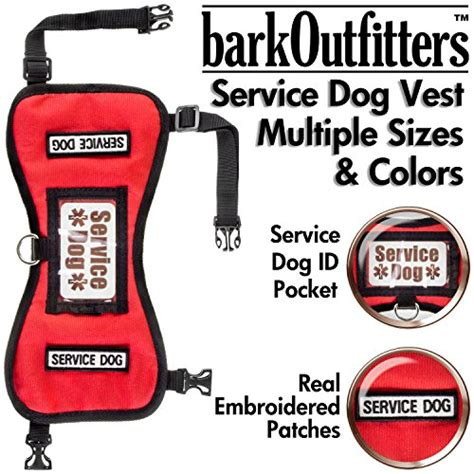 service vest colors barkoutfitters service vest harness available in 4