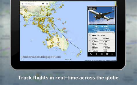 flightradar24 flight tracker v 6 6 1 pro apk terbaru jembersantri aplikasi - Flightradar24 Pro Apk