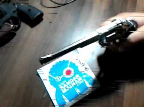 Mainan Pistol Gun Lumba Lumba pistol mainan dari besi capgun doblis