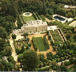 beverly hillbillies mansion flickr photo