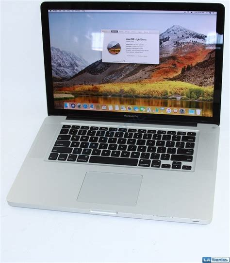 Macbook Pro 15 Late apple macbook pro a1286 15 quot intel i7 2675qm 4gb 500gb md318ll a late 2011 laptop