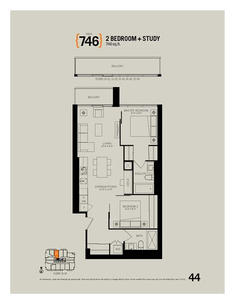 Floor Plans Toronto by Indx Condos 70 Temperance St Axon Capital Realty