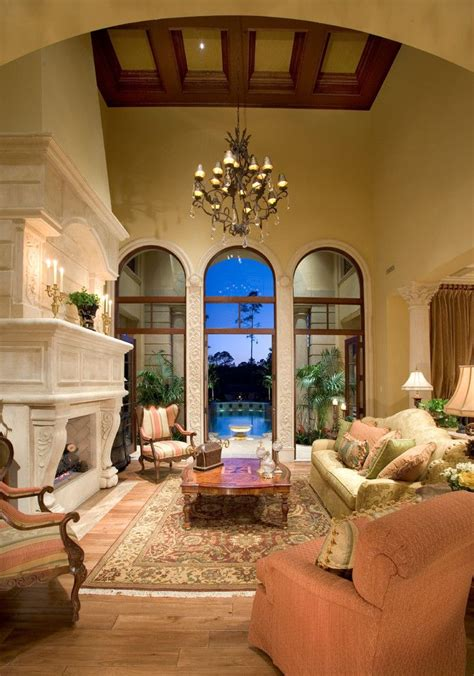Mediterranean Style Living Rooms by Mediterranean Living Room Decor Mediterranean Style