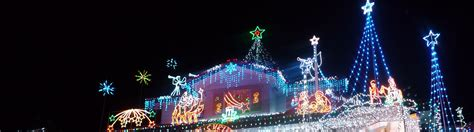 4kq christmas lights competition south residential