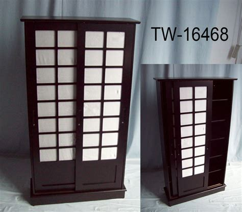 Dvd Storage Cabinet With Sliding Doors Wooden Sliding Door Cd Storage Cabinet View Cd Dvd Cabinet Triumph Product Details From