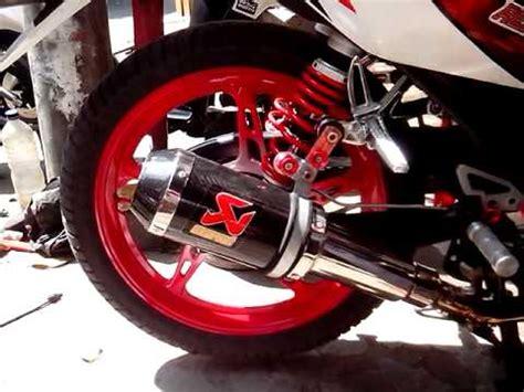 Knalpot Racing Yamaha New Vixion Cha Rama 9 Carbon upiter z r elaegypt
