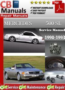 service manual online car repair manuals free 1993 chevrolet corvette engine control online mercedes 500sl 1990 1993 service repair manual ebooks automotive