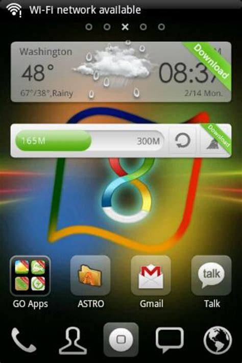themes ltd android windows 8 theme for android download