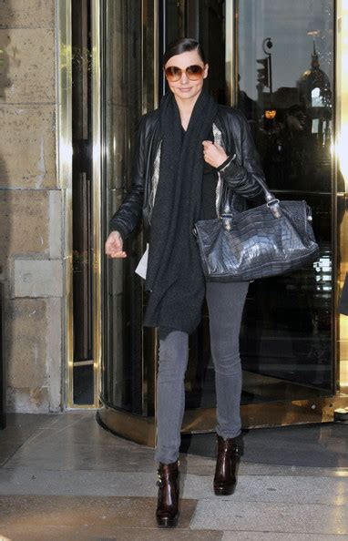 And The Balenciaga Goes To by Miranda Kerr Photos Photos Miranda Kerr Goes To The