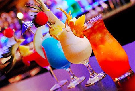 colorful alcoholic drinks coctails colorful drink drinks image 345871