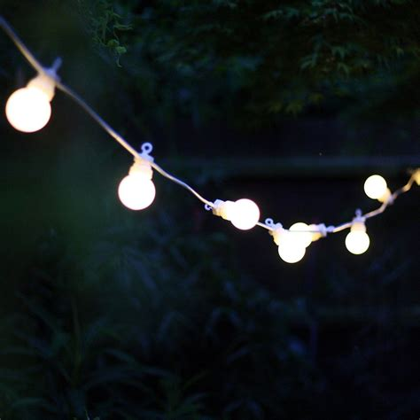 Festoon Festival Globe String Lights For Weddings Outdoor String Lights Uk