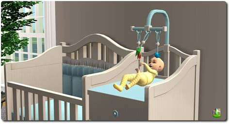 baby betten set mod the sims nursery add ons spruce up your bg and ft