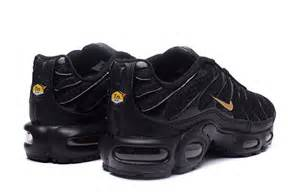 Nike Air Max High Quality high quality nike air max plus tn ultra black gold s