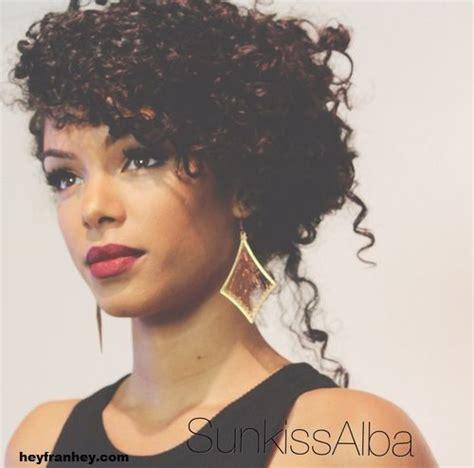 hair styles of an afro plate les 25 meilleures id 233 es de la cat 233 gorie coiffure cheveux