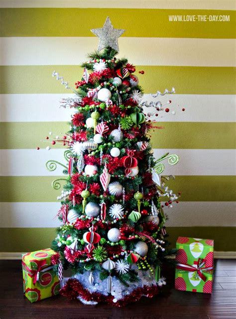 Better Homes And Gardens Christmas Crafts - 30 inspiring christmas tree ideas