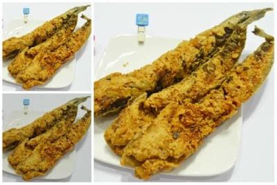 Ikan Crispy Sipetek Rendang 100gram aneka resep masakan nusantara