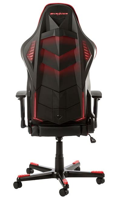 Dxracer Led Racing Shield Gaming Chair Oh Rl1 Nr