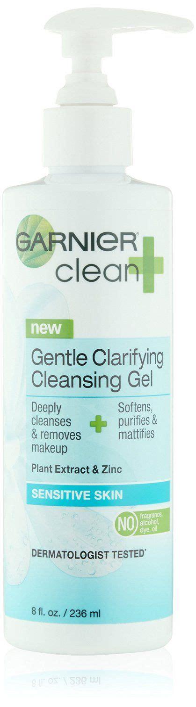 Nevo Detox Clarifying Shoo Ingredients by Garnier Garnier Clean Gentle Clarifying Cleansing Gel
