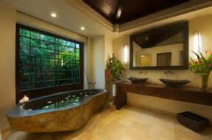 Hawaiian Style Bathroom Residential Interiors Kud 233 Ta