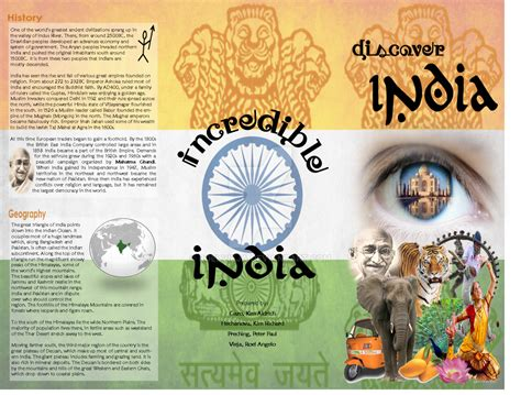 about india india brochure page1 by roelvieja on deviantart