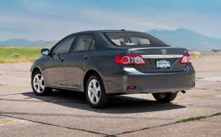Toyota Corella 2011 Toyota Corolla Reviews And Rating Motor Trend