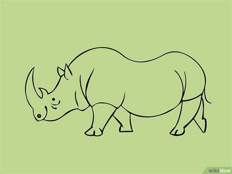 Simple Drawing Menggambar Tubuh cara menggambar kartun hewan wikihow