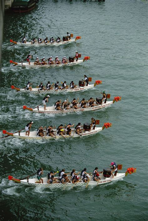 dragon boat racing forest lake dragon boat festival china 端午龍舟 asia pinterest