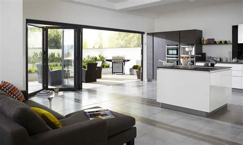 Patio Doors Ireland Concertina Doors Ireland Spectus Bi Folding Doors