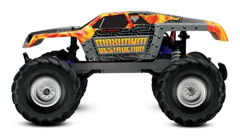 jam rc trucks traxxas maximum jam rc cars