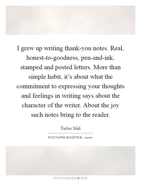 Your Sexual Reputation Written Thank You Notes And Other Fashioned Things by I Grew Up Writing Thank You Notes Real Honest To