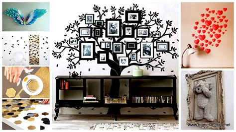 Diy Wall Decorations by 46 Inventive Diy Wall Projects And Ideas For The Weekend