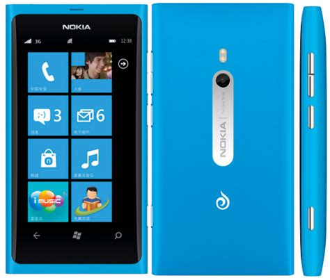 Nokia Lumia Cdma nokia lumia 800c cdma windows phone launched in china