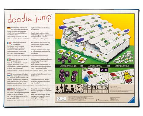 doodle jump daily revenue ravensburger doodle jump board great daily deals at