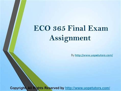 powerpoint templates university of phoenix eco 365 final examination university of phoenix homework