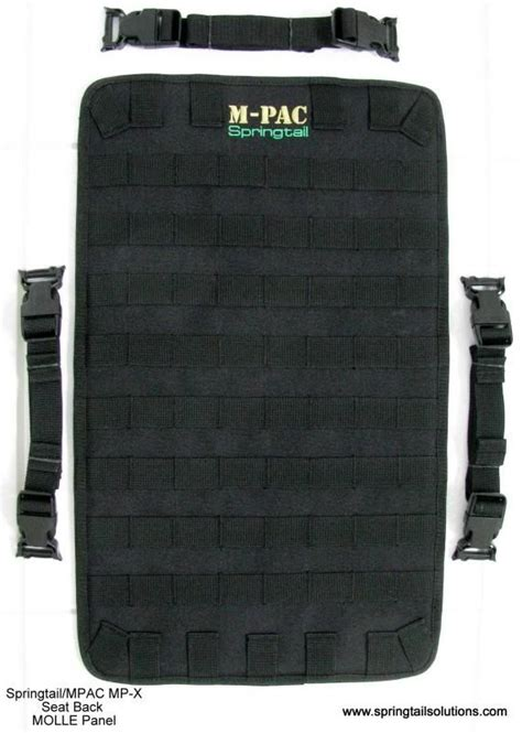 molle back panel mp x seat back molle panel fj cruiser mods and