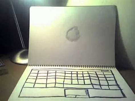 How To Make A Paper Laptop - paper laptop