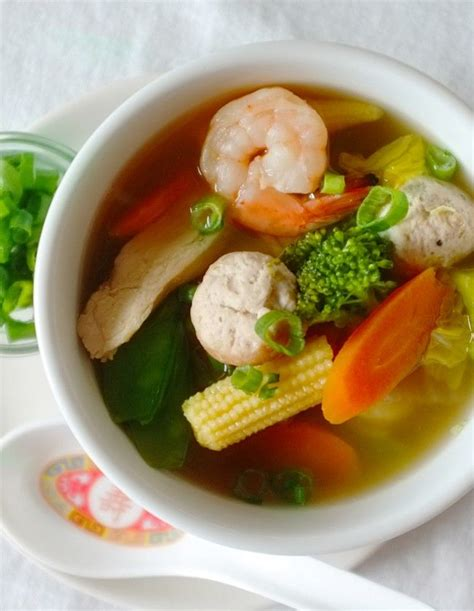 6 protein packed soups the 25 best wonton soup broth ideas on