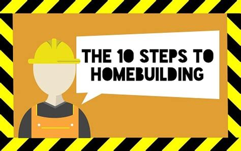 new home source com a step by step guide to the home building process