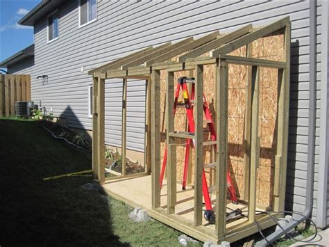 How To Build A Lean To Storage Shed by Top 25 Ideas About Lean To Shed On Lean To