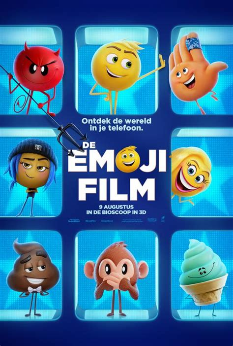 emoji film 4 letters de emoji film in de bioscoop belbios nl
