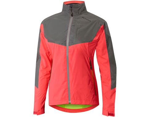 bicycle jackets for ladies altura night vision evo 3 womens waterproof cycling jacket