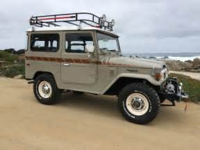 Jeep Toyota Land Cruiser 1975 Toyota Fj40 Landcruiser Fj 40 Land Cruiser Jeep