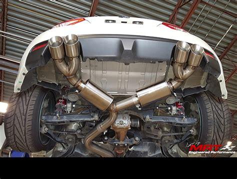 2012 subaru wrx exhaust 2008 2014 subaru wrx sti hatchback turbo back performance