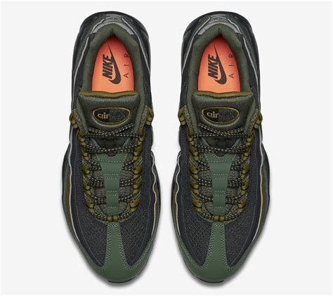 Nike Air Max 95 C 15 nike air max 95 carbon green sneakers addict