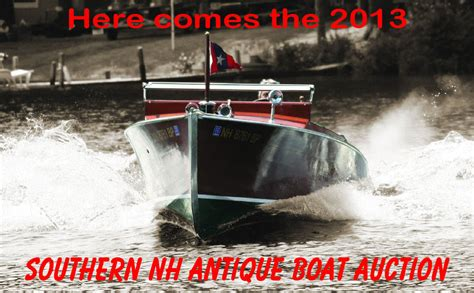 boat auction wolfeboro nh 2013 auction