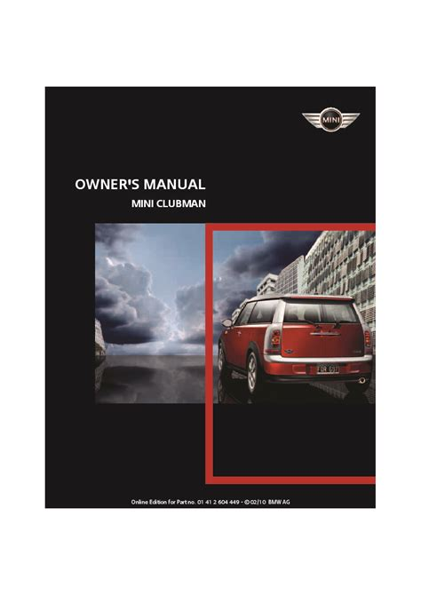 automotive repair manual 2008 mini clubman auto manual service manual repair manual 2010 mini clubman ecs news mini cooper cooper s jcw haynes