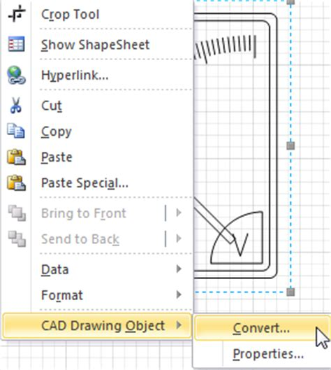 dxf to visio radica software
