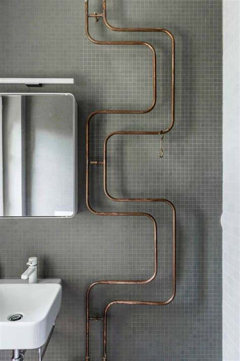 bathroom pipes 20 bathroom designs with vintage industrial charm decoholic