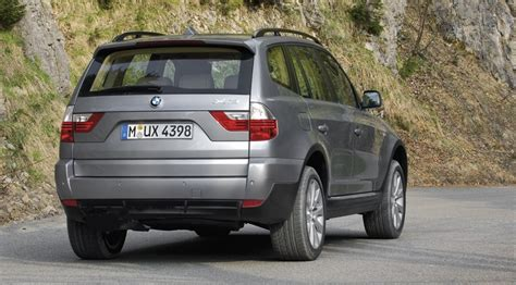 2008 Bmw X3 Review by Bmw X3 2 0d 2008 Review Car Magazine