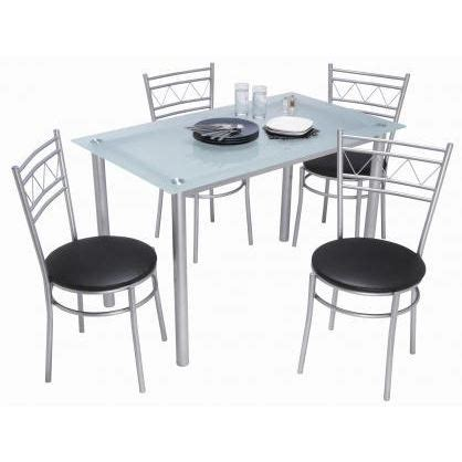 table chaise cuisine table et chaise de cuisine grise